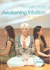 Kundalini Yoga for Awakening Intuition - Gurutej - DVD