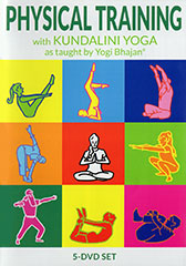 Physical Training - Yogi Bhajan