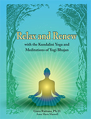 Relax and Renew, 2nd Edition - Guru Rattana PhD